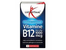 Lucovitaal Voedingssupplementen Vitamine B12 1000mcg
