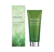 Ahava Mineral Radiance Instant Detox Mud Mask Masker Alle
