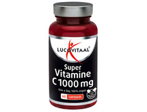 Lucovitaal Voedingssupplementen Super Vitamine C 1000mg