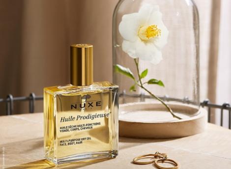 Waarom is heel Frankrijk zo verliefd op de Huile Prodigieuse van Nuxe?