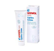 Gehwol Med Lipidro Crème  Art.114 080 501 Zeer Droge Voeten 125ml