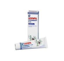 Gehwol Fusskraft Blauw Crème Art.101 020 700 Droge/Gesprongen Huid 75ml