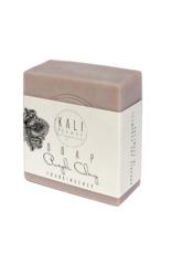 Kaliflower Organics Biologische handgemaakte zeep. Paarse klei met wierook.