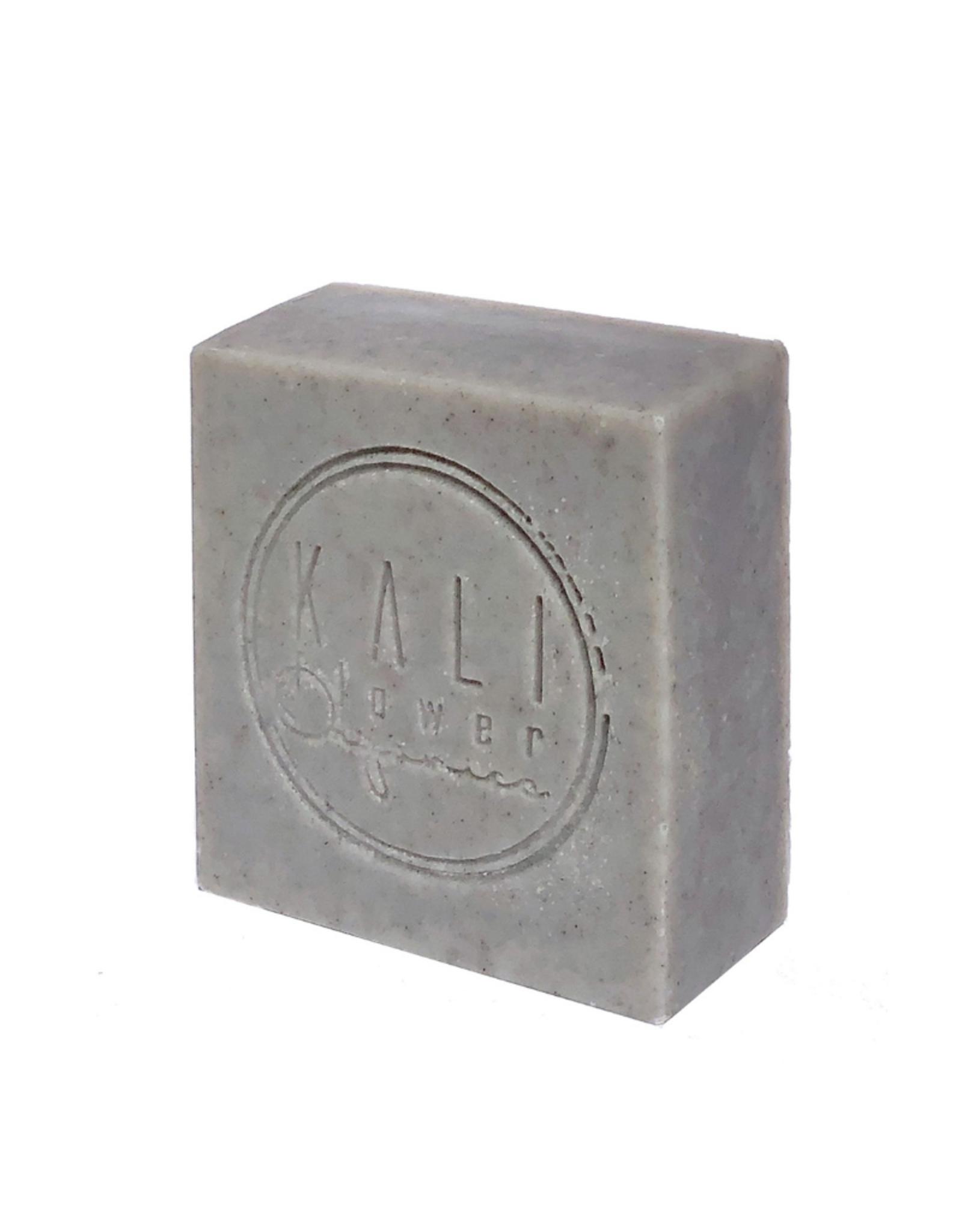 Kaliflower Organics Biologische handgemaakte zeep. Indigo met lavendel.