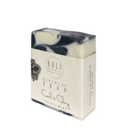 Kaliflower Organics Soap | Coal & Clay Detox