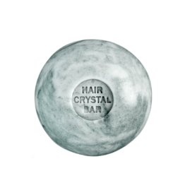 Lundegaardens Shampoo & Conditioner Bar | Spirulina Swirl
