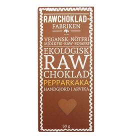 Rawchokladfabriken Rawchoklad | Peperkoek