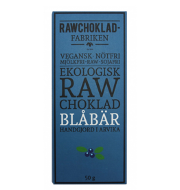 Rawchokladfabriken Rawchoklad | Bosbes