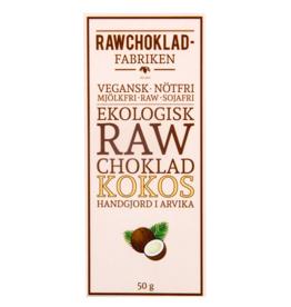 Rawchokladfabriken Rawchoklad | Kokos