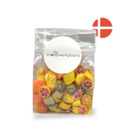 De Snoepwerkplaats Deense Snoepjes | Citrus Mix
