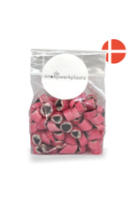 De Snoepwerkplaats Deense Snoepjes | Aardbei
