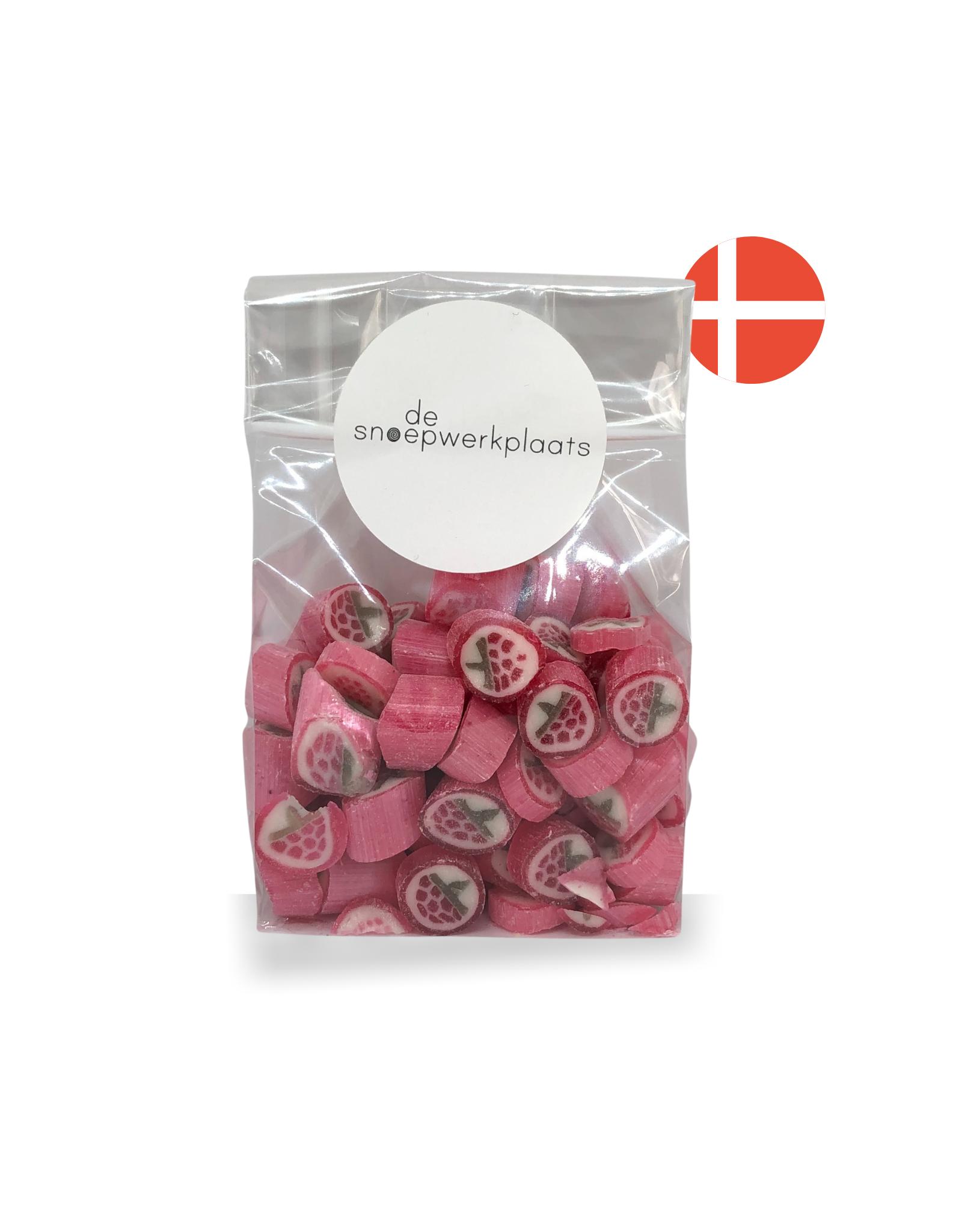De Snoepwerkplaats Deense Snoepjes | Framboos