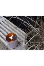 Kunst Industrien Outdoor Kaars | Light Grey