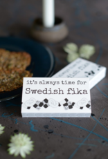 Erika Tubbin Lucifers | Swedish Fika