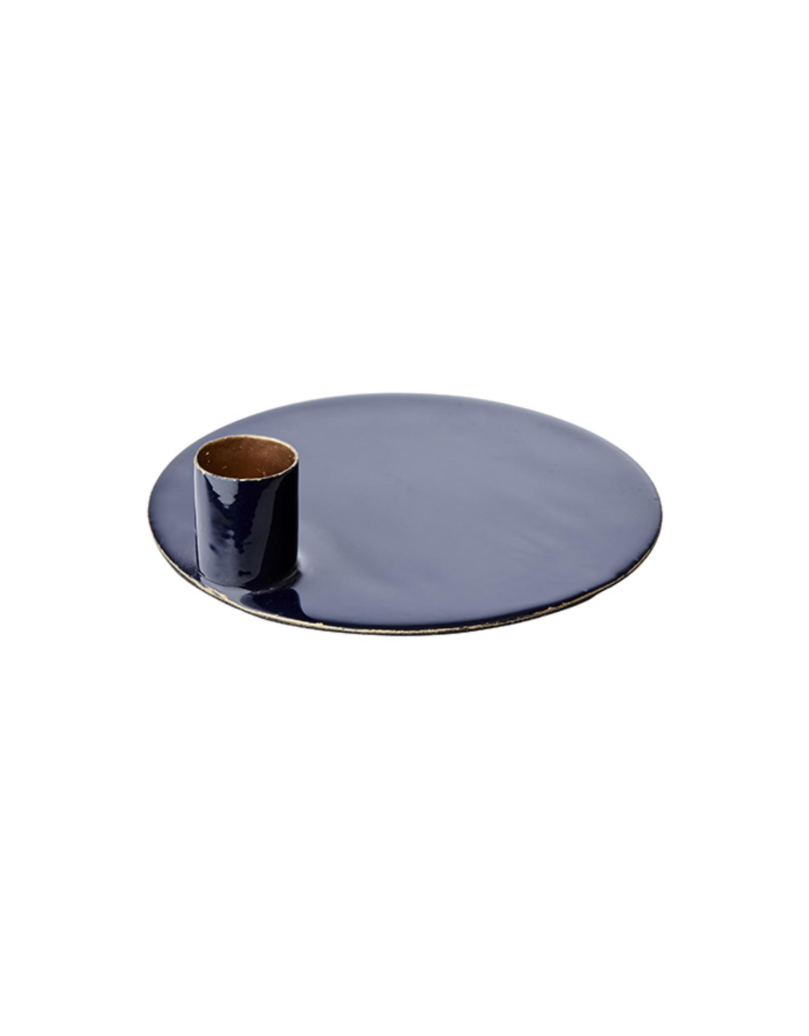 Affari Of Sweden Kandelaar | Ring - Donkerblauw
