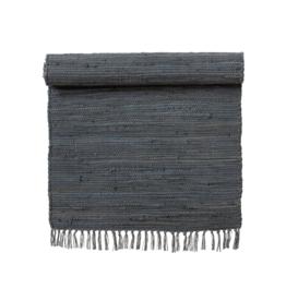 Bungalow Denmark Vloerkleed Chindi | Asphalt