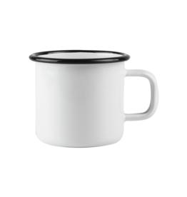 Muurla Koffiemok | Basis Wit 250ml