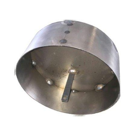 Trapperprofi Abfangschieber Stahl