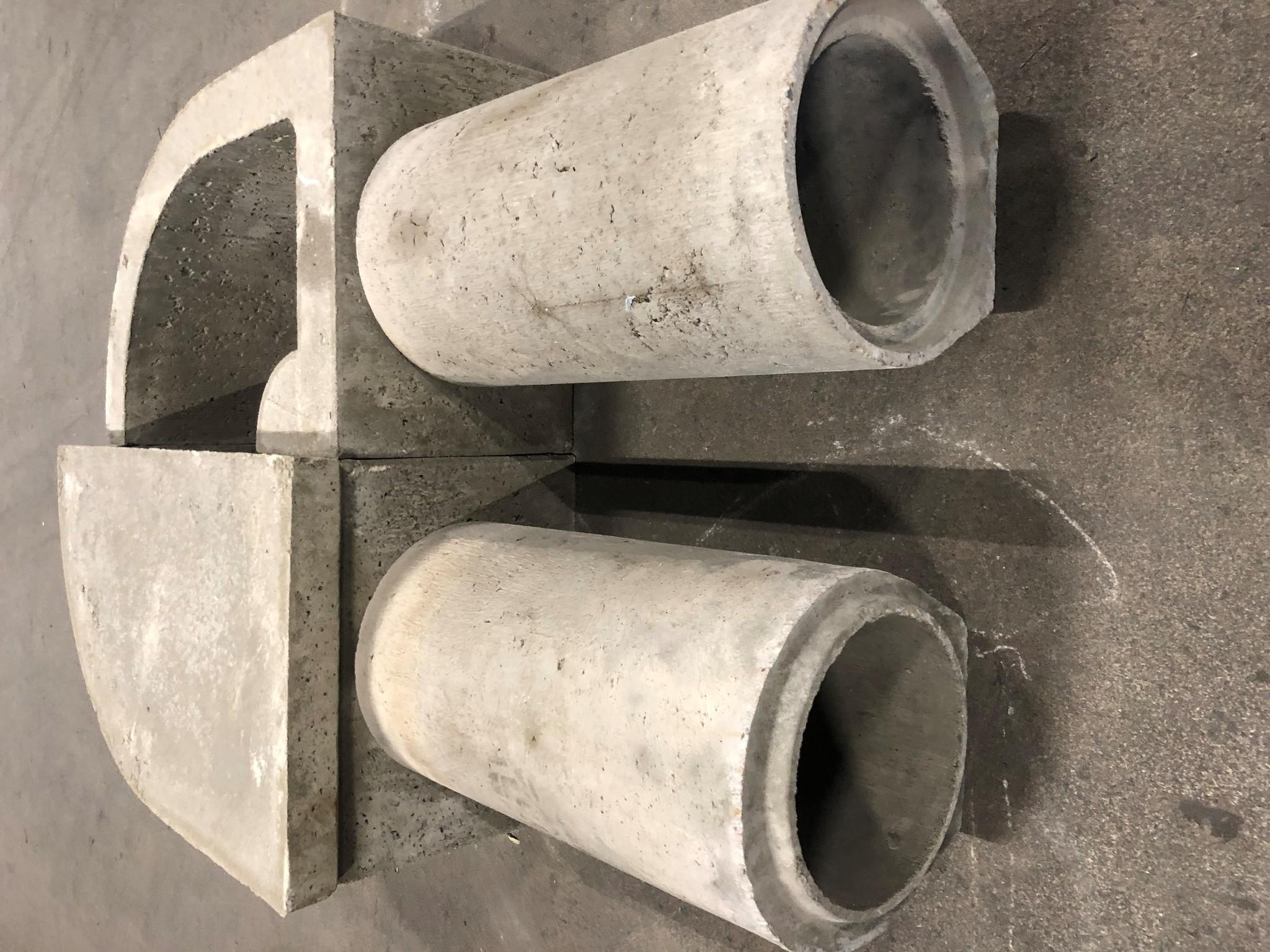 20er Betonrohre für Kunstbau