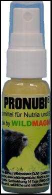 Pronubi Speziallockmittel für Nutrias und Bisam