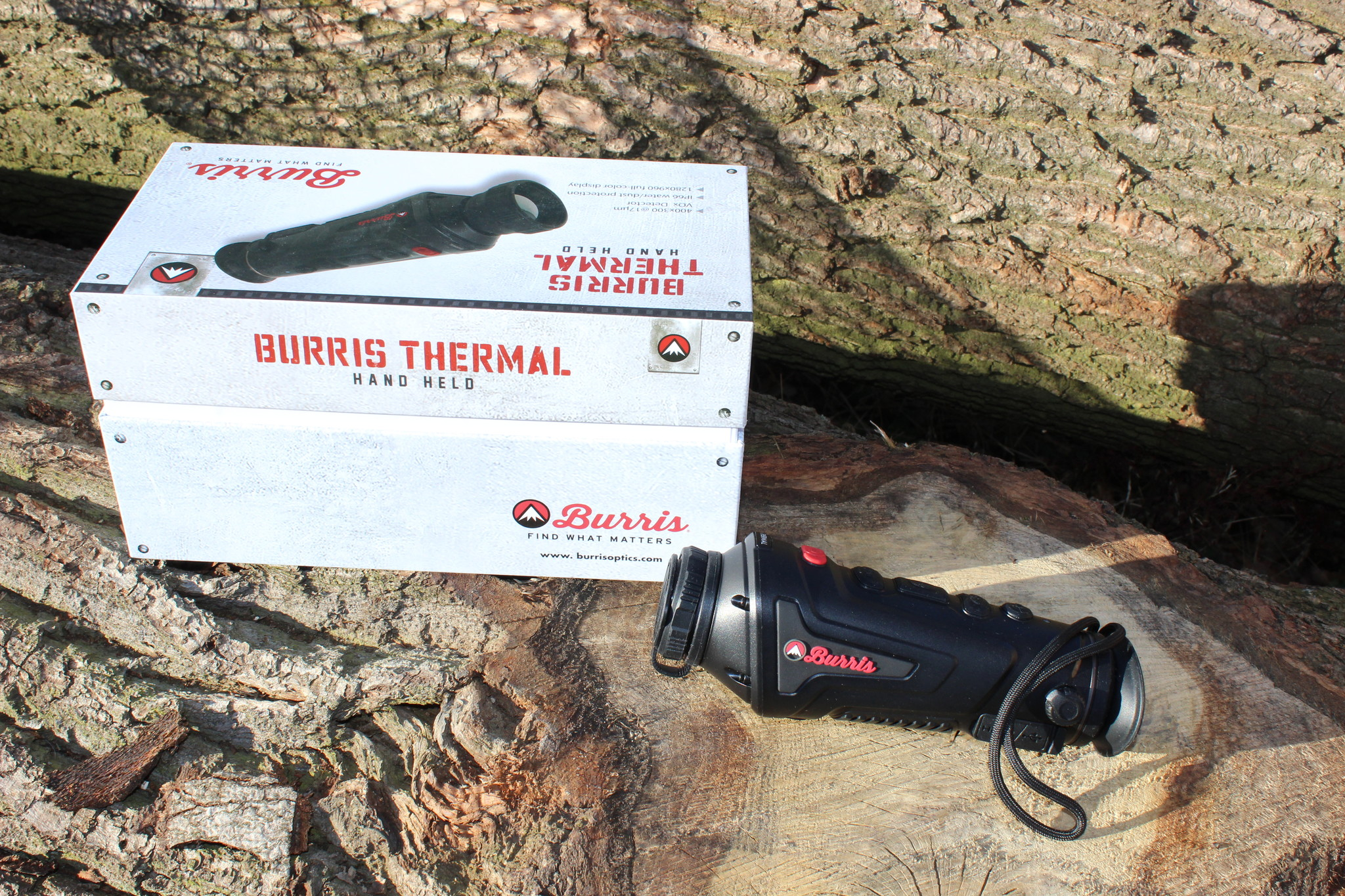 Burris Wärmebildkamera Handheld H 35