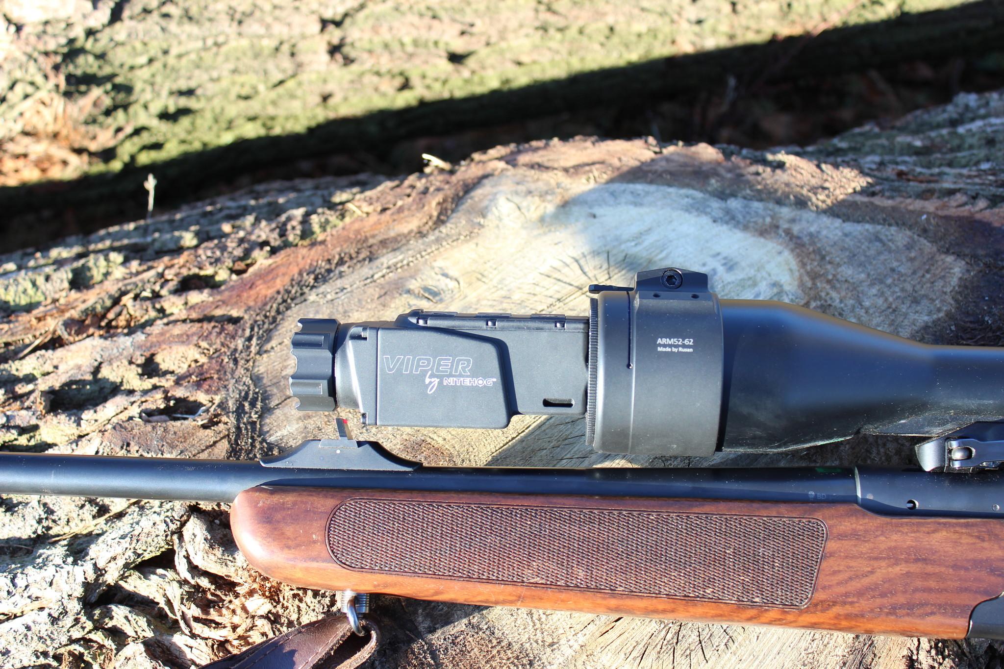 Nitehog Viper Wärmebildvorsatzgerät TIR-M35 AC