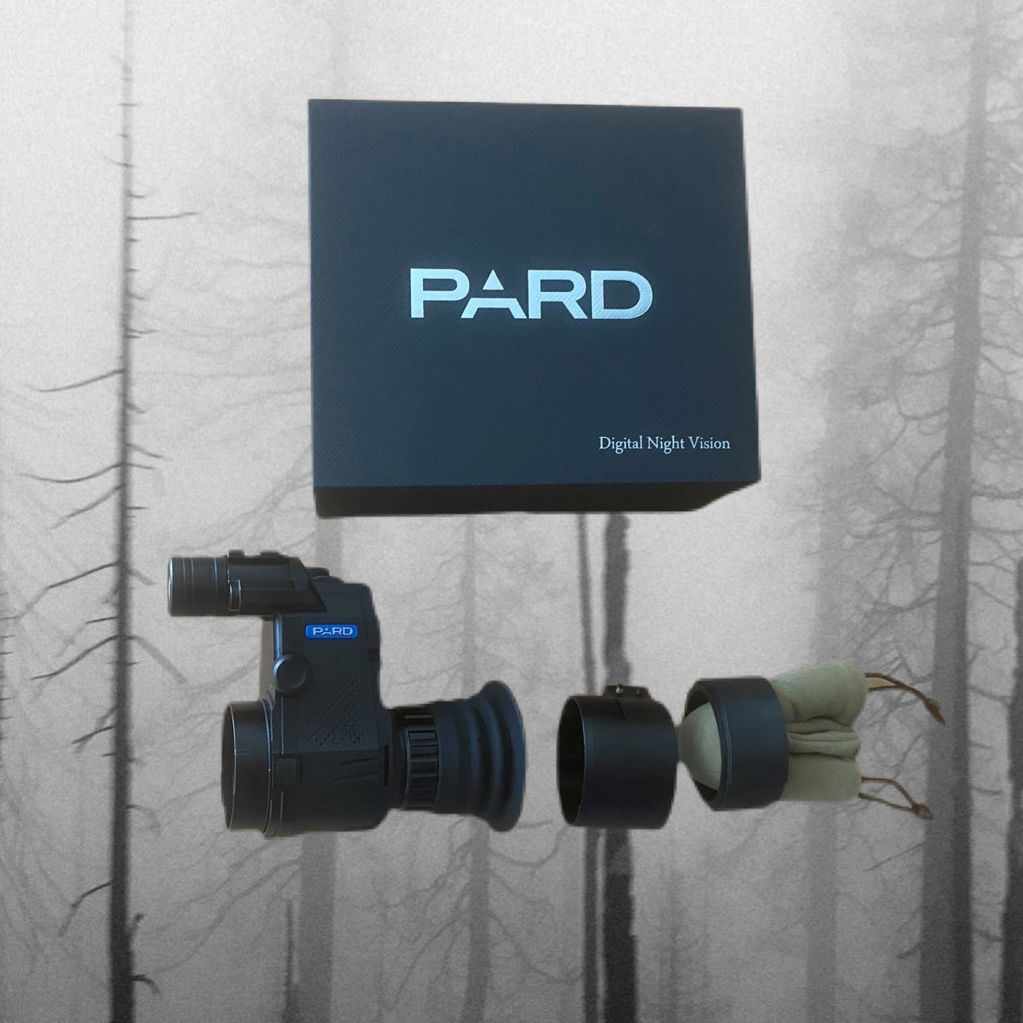 Digitales Nachtsichtgerät PARD  NV007 S 940nm