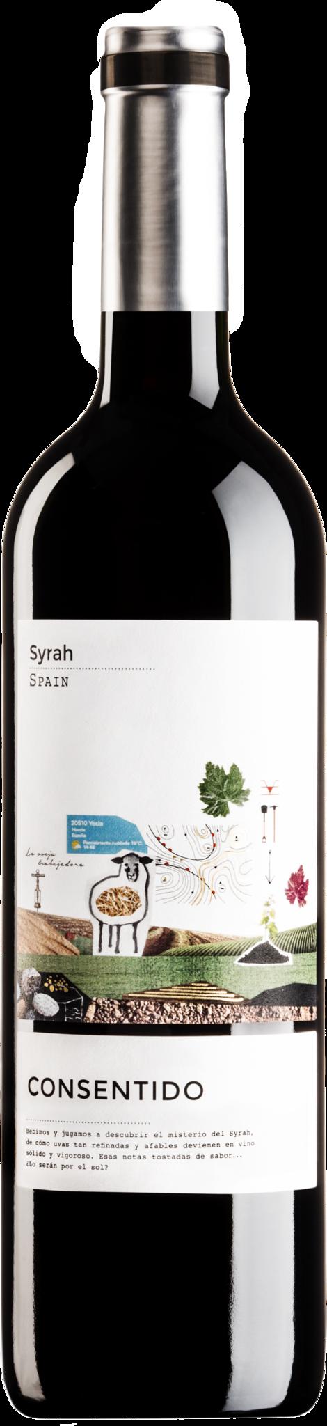 Consentido Syrah 2019-1