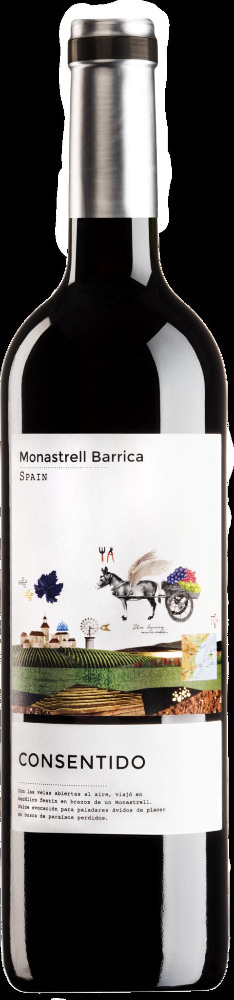 Consentido Monastrell 2019-1