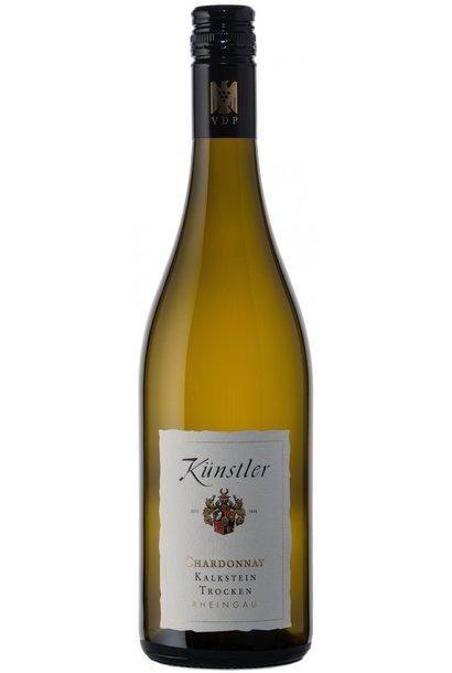 Weingut Künstler Chardonnay, Kalkstein 2018