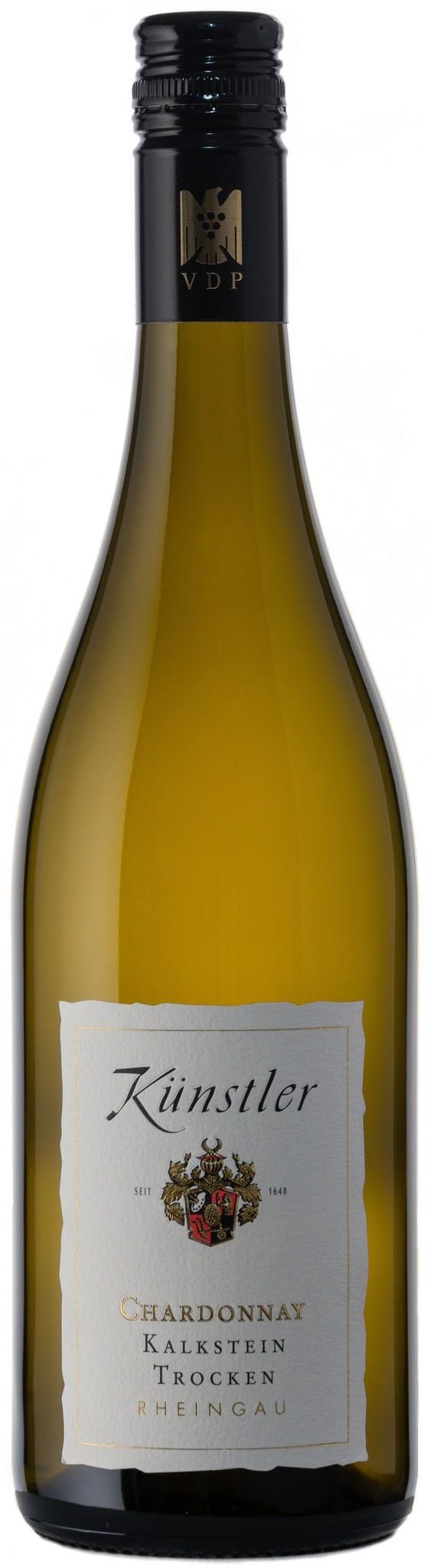Weingut Künstler Chardonnay, Kalkstein 2019-1