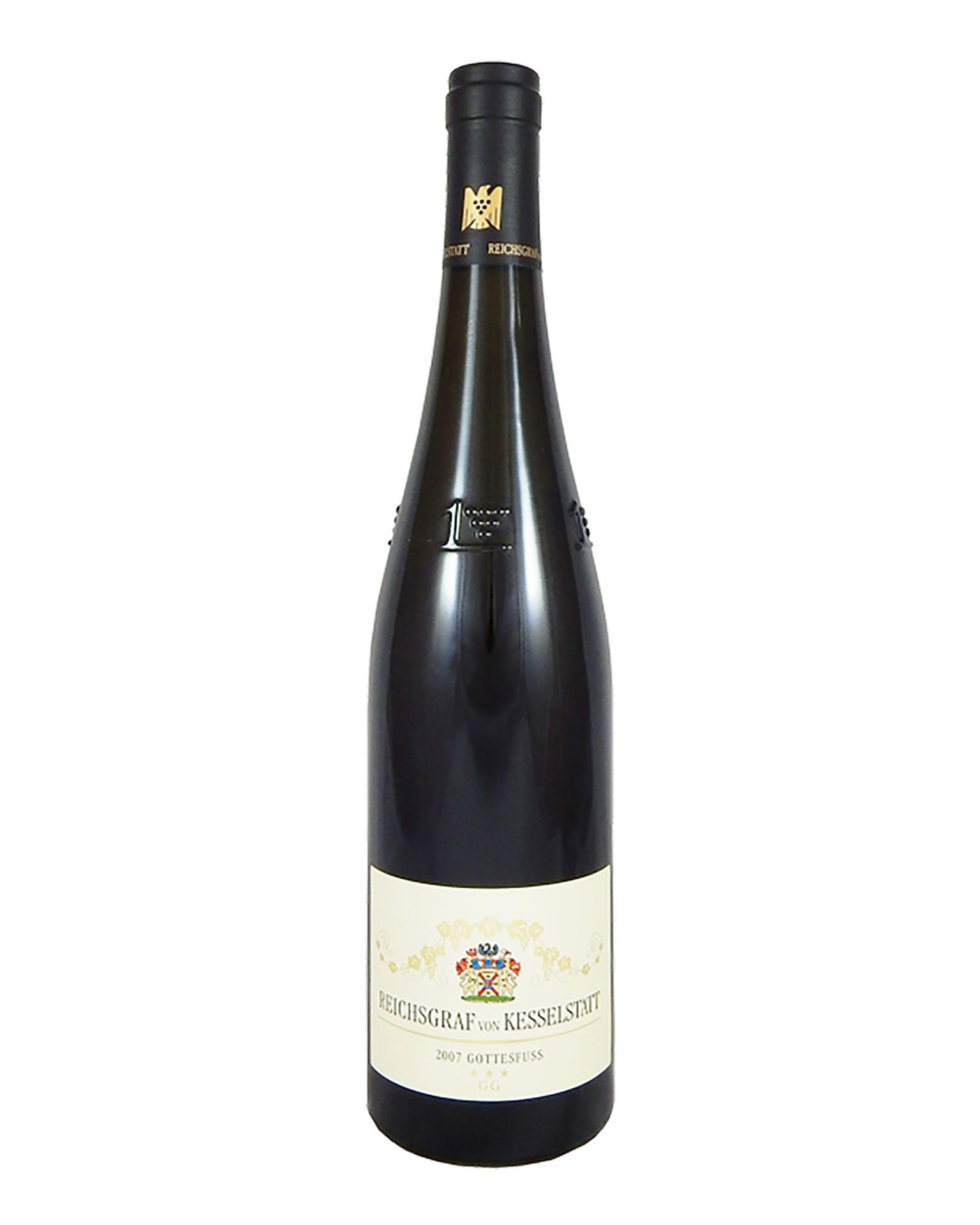 Weingut Reichsgraf von Kesselstatt Riesling, Wiltinger Gottesfuss GG 2007-2