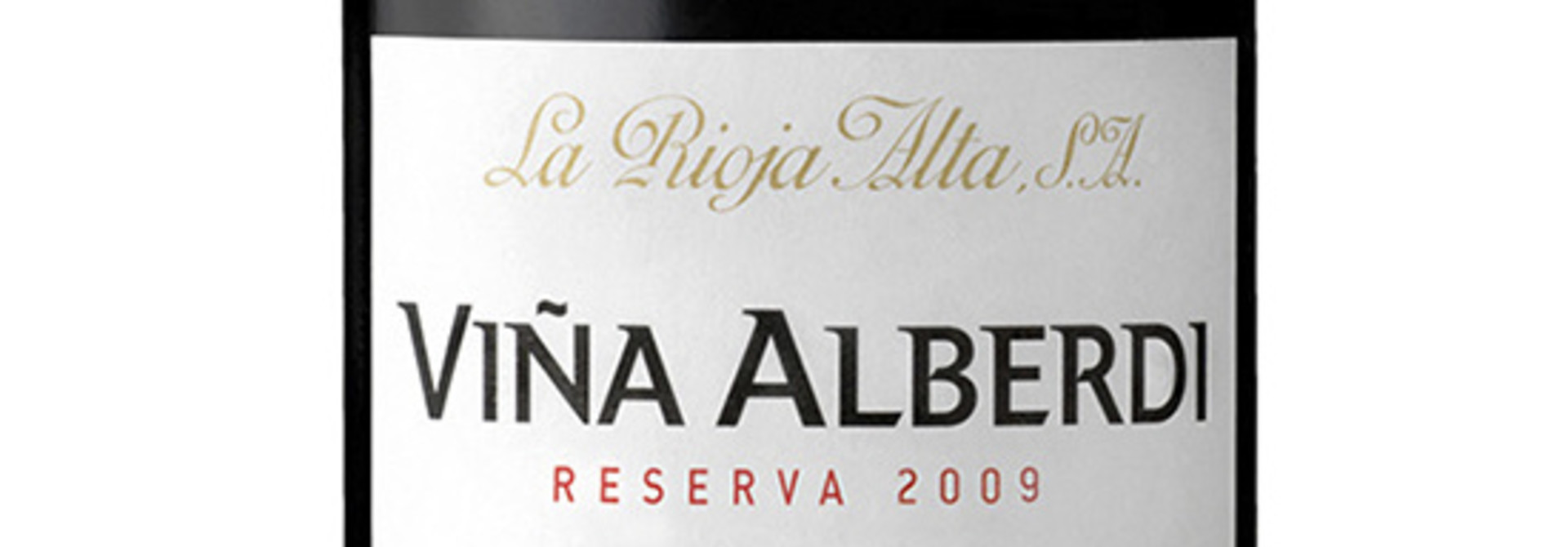 La Rioja Alta Reserva, Viña Alberdi 2014 - Demi (0,375L)