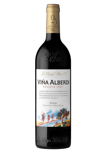 La Rioja Alta Reserva, Viña Alberdi 2015 - Demi (0,375L)