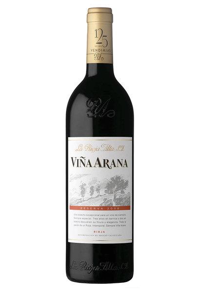 La Rioja Alta Gran Reserva, Viña Arana 2012