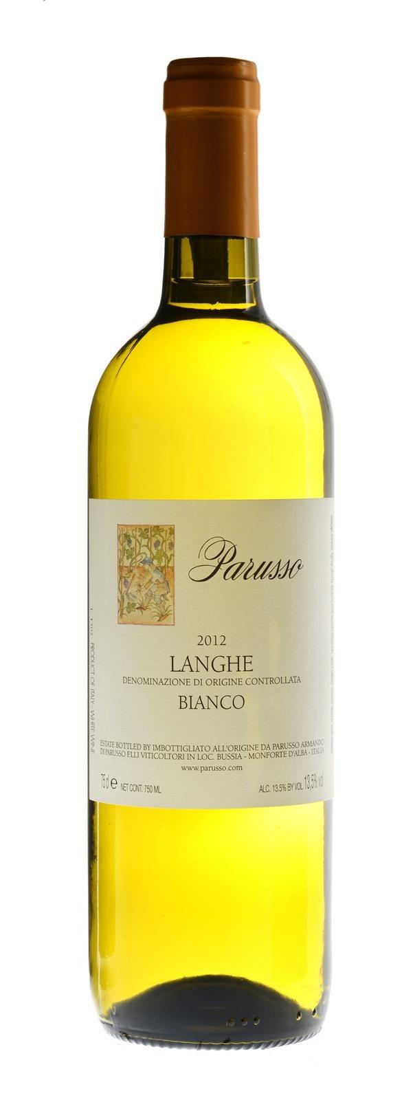Parusso Langhe Bianco 2019-2