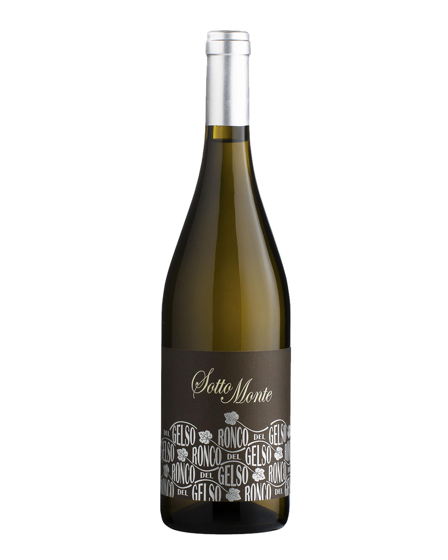 Ronco del Gelso Sauvignon Blanc, Sotto Monte 2018-2
