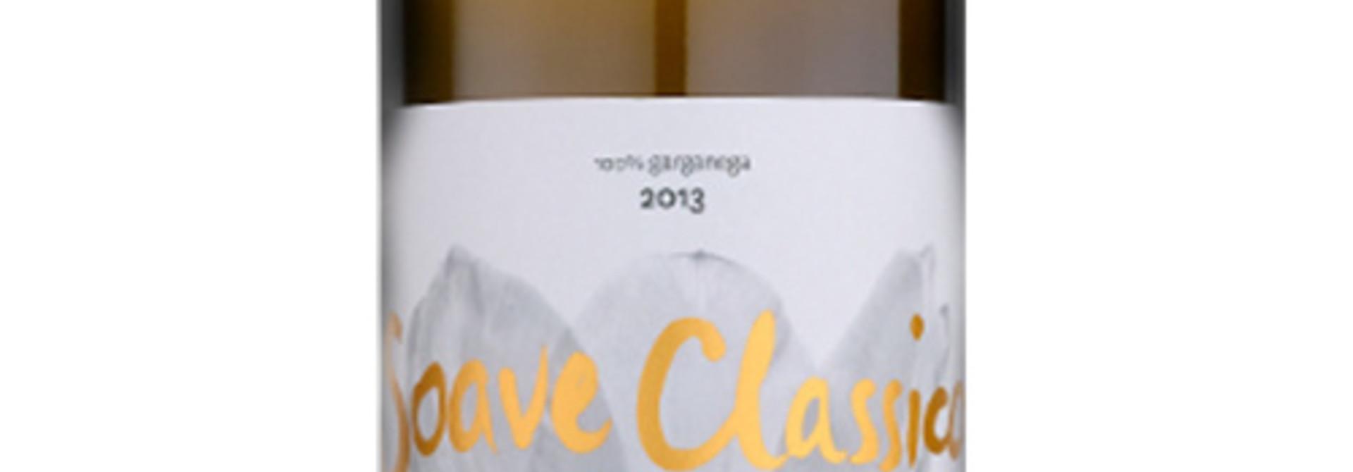 Suavia Soave Classico 2019 - Demi (0,375L)