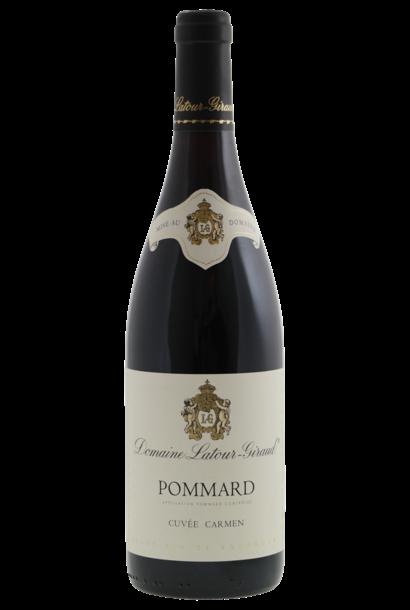 Domaine Latour-Giraud Pommard, Cuvee Carmen 2017