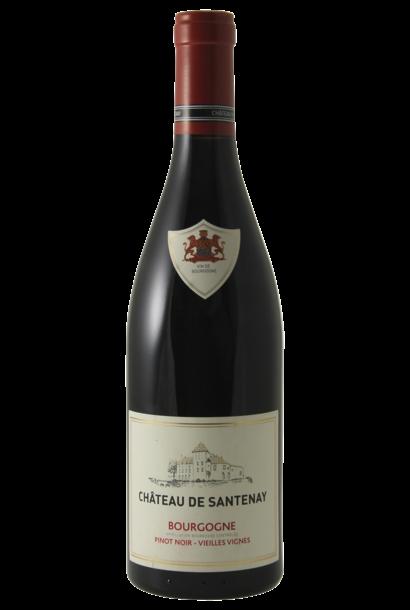 Château Santenay, de Pinot Noir, Vieilles Vignes 2018