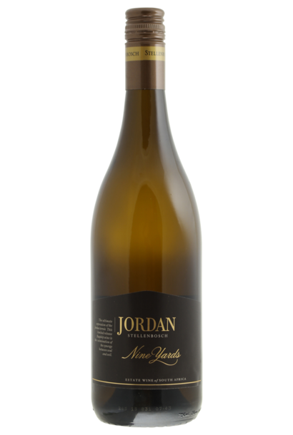 Jordan Chardonnay, Nine Yards 2018