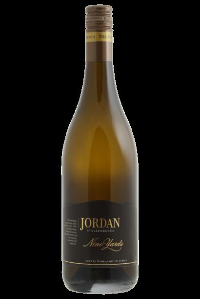 Jordan Chardonnay, Nine Yards 2019