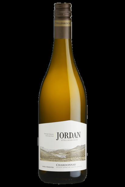 Jordan Chardonnay, Barrel Fermented 2018