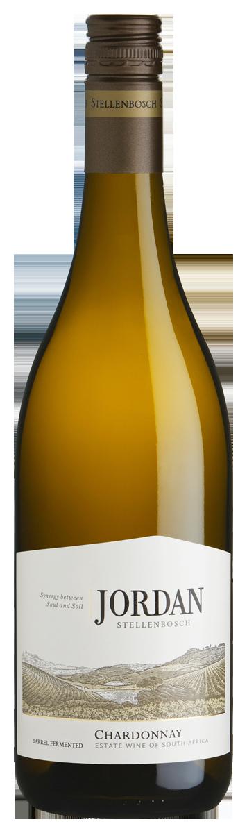 Jordan Chardonnay, Barrel Fermented 2018-1