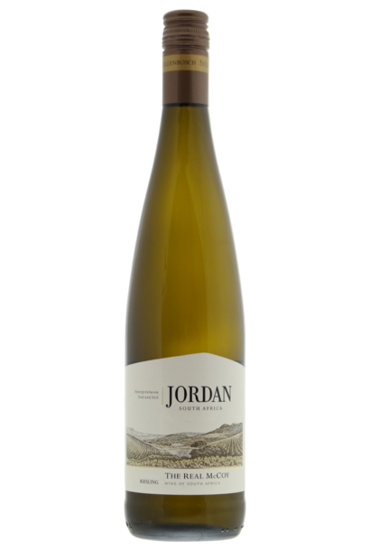 Jordan Riesling, The Real McCoy 2018