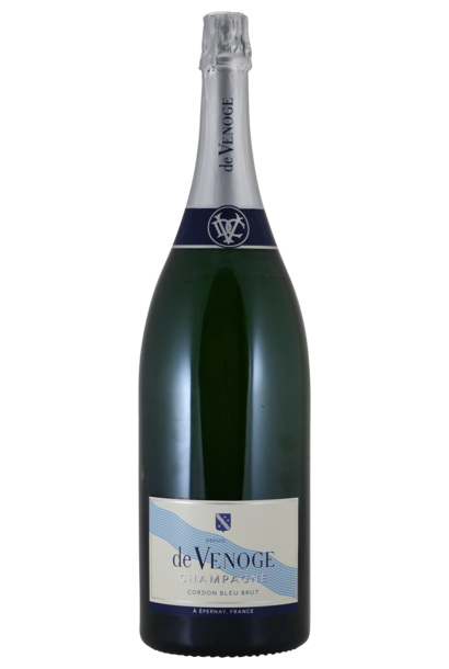 Champagne De Venoge Brut, Cordon Bleu N.V. - Magnum (1.5L)