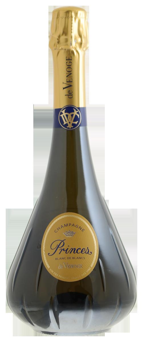 Champagne De Venoge Brut, Blanc de Blancs, Princes N.V.-1