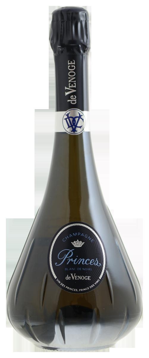 Champagne De Venoge Brut, Blanc de Noirs, Princes N.V.-1
