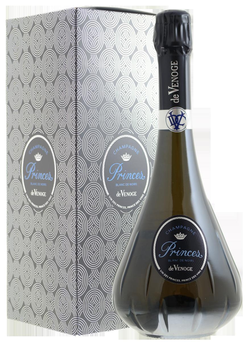 Champagne De Venoge Brut, Blanc de Noirs, Princes N.V.-2