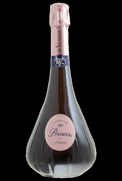 Champagne De Venoge Rose, Princes N.V.